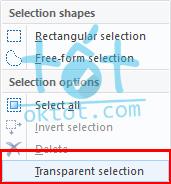 Chèn watermark vào hình ảnh bằng Microsoft Paint