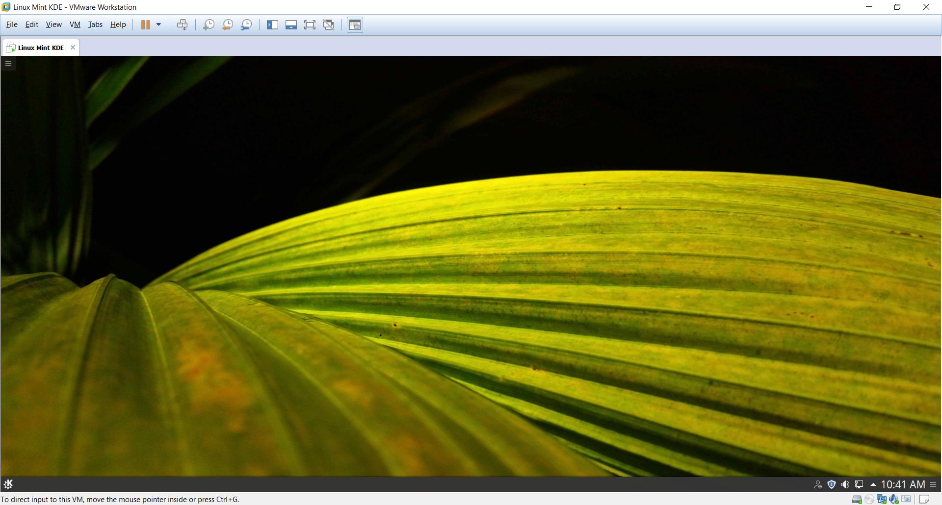 Cài đặt VMware Tools cho máy ảo Linux - 9